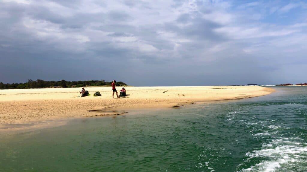 Yuraygir Coastal Walk Corindi River Crossing