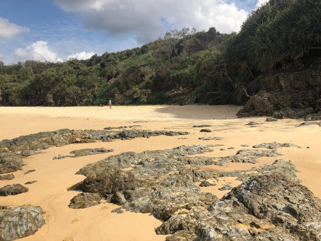 Yuraygir Coastal Walk secluded beaches