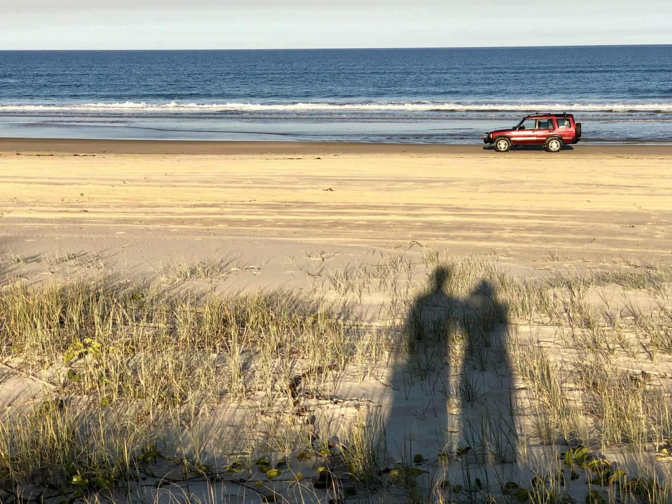 4WD Landrover on beach scaled e1608184793779