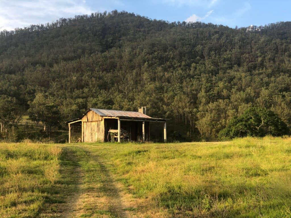 West Kunderang campsite
