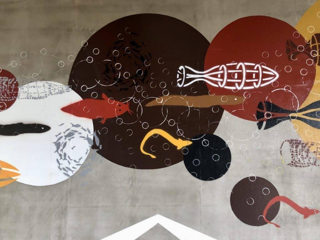 Grafton Bridge artwork 1