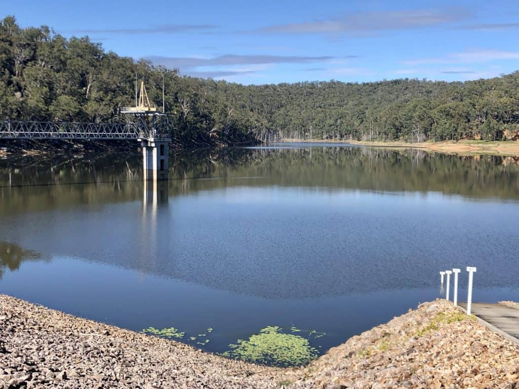 Shannon Creek Dam